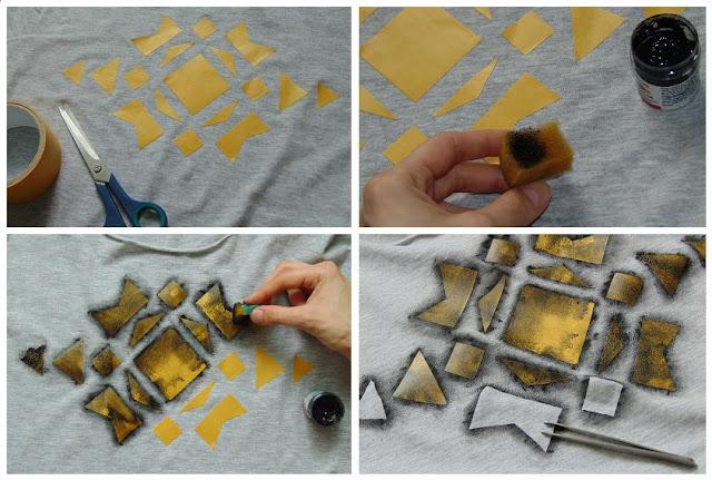 jak zrobić nadruk na koszulce