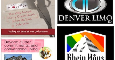 Do You Want To Reach Denver's Gay Community? Advertise With Denver's Best Gay Blog!