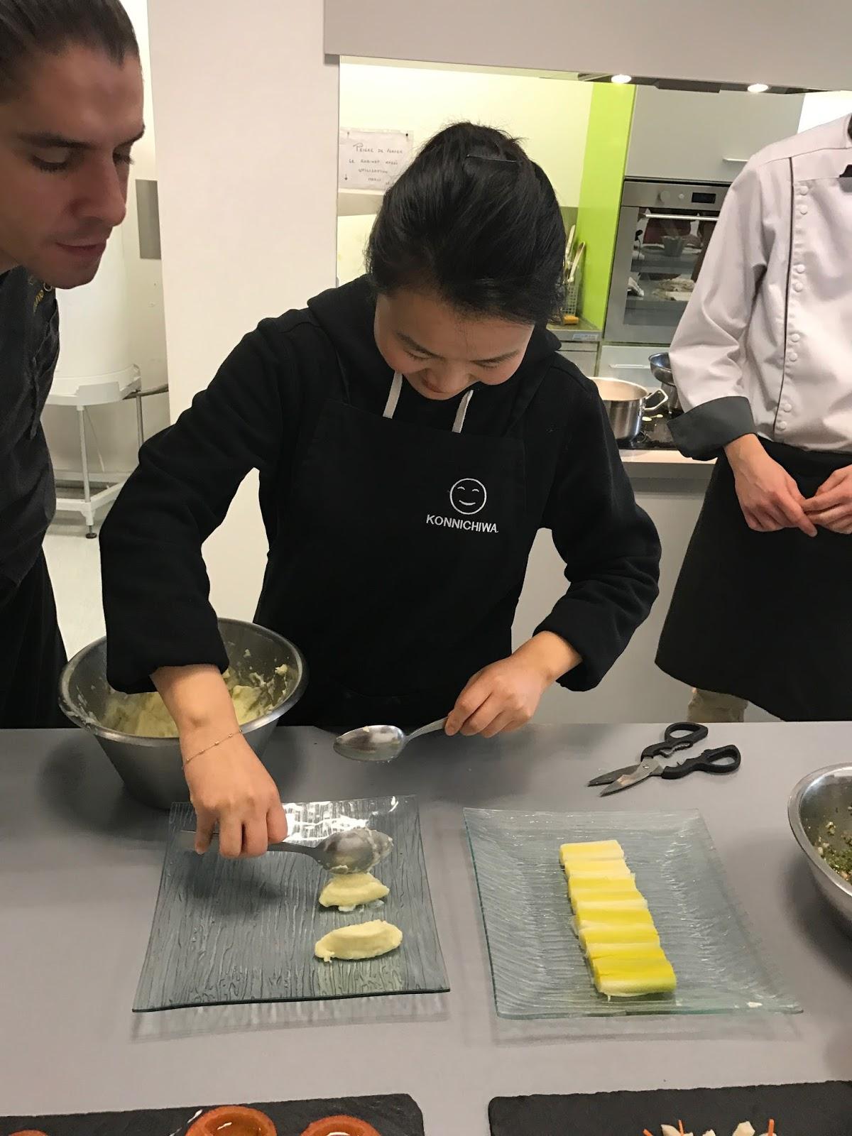Cafa formations cuisine semaine 48 for Cuisinier koff