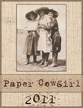Paper Cowgirl