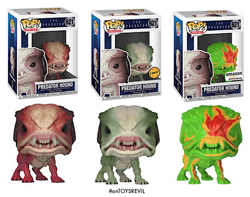 The Predator Hound Chase Exclusive Limited Edition Funko Pop Vinyl