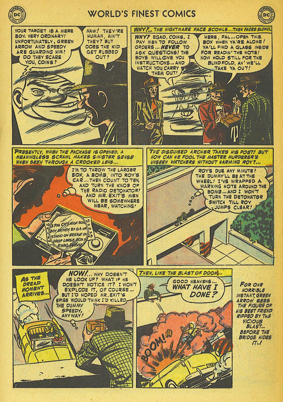 Read online World's Finest Comics comic -  Issue #57 - 23