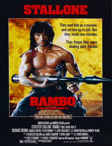 Ver Rambo 2: First Blood Part 2 (1985) Online