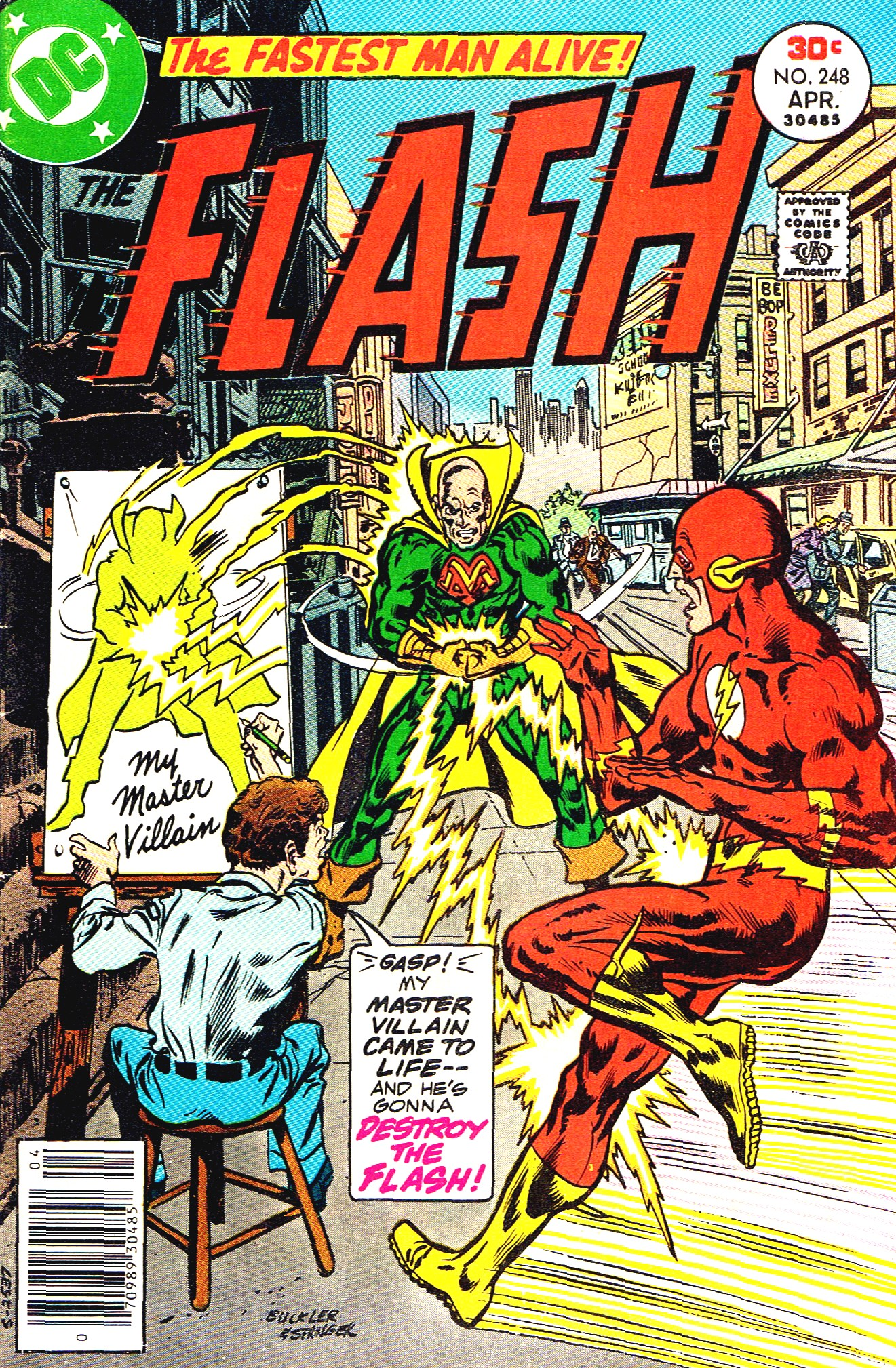 The Flash (1959) 248 Page 1