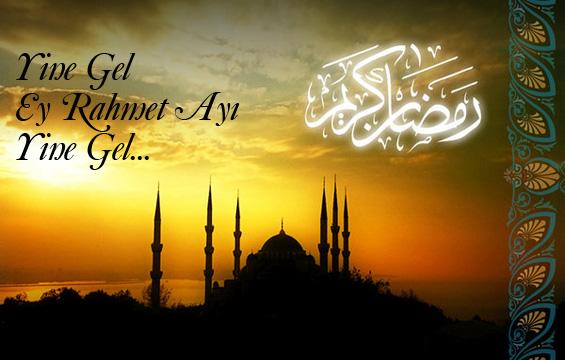 Elveda Ey şehri Ramazan Elveda şiir Vakti