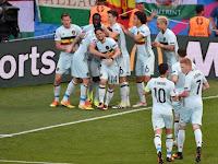 Pasukan Muda Belgia Gulung Hungaria 4-0