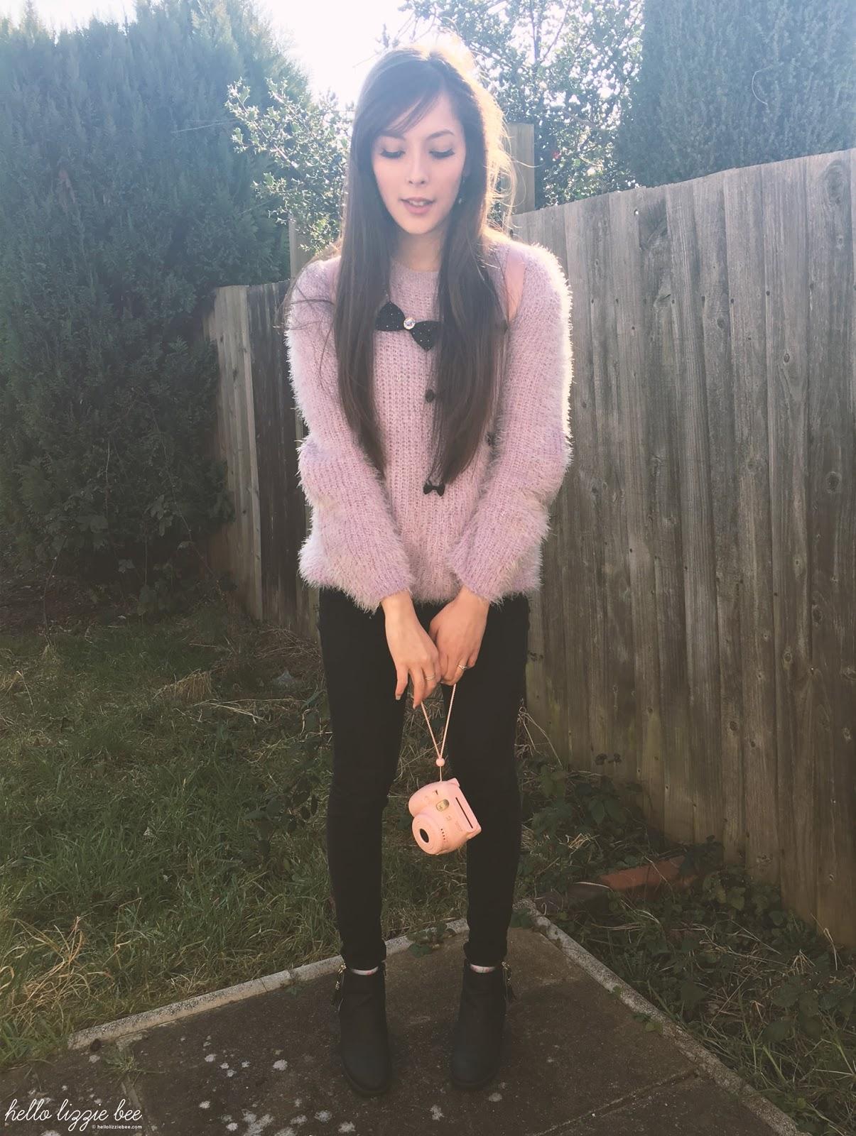 jfashion blogger, kawaii fashion outfit, ootd