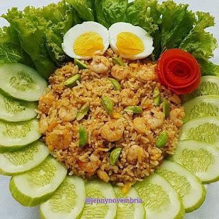 Ide Resep Masak Nasi Goreng Udang Pete