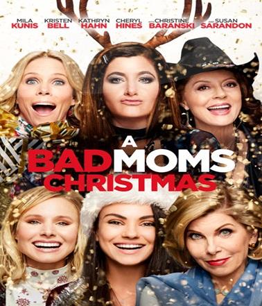 A Bad Moms Christmas [2017] [DVDR] [NTSC] [Subtitulado]