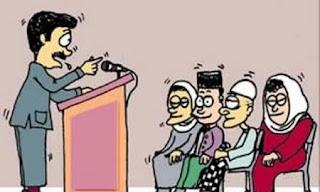 Contoh Mukadimah Pidato (Ceramah) Bahasa Arab dan Terjemahannya