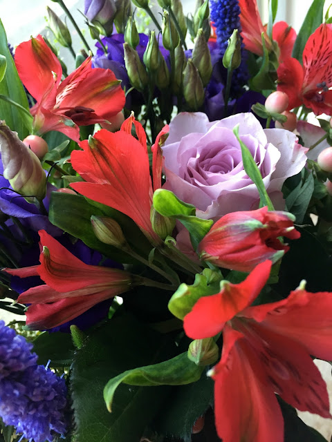 Flowers For Fall And A Discount Code