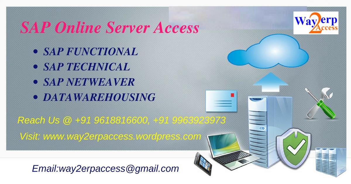 Online Server Access