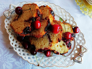 Кекс с череши по полска рецепта