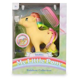 MLP Trickels Classic Rainbow Ponies II G1 Retro Pony