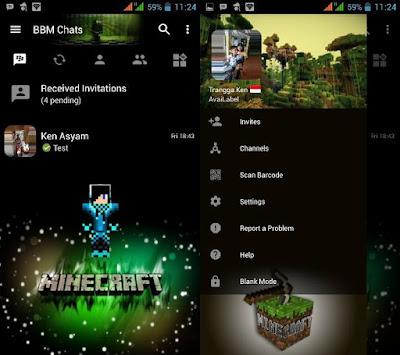 BBM Mod Minecraft v3.2.5.12 APK