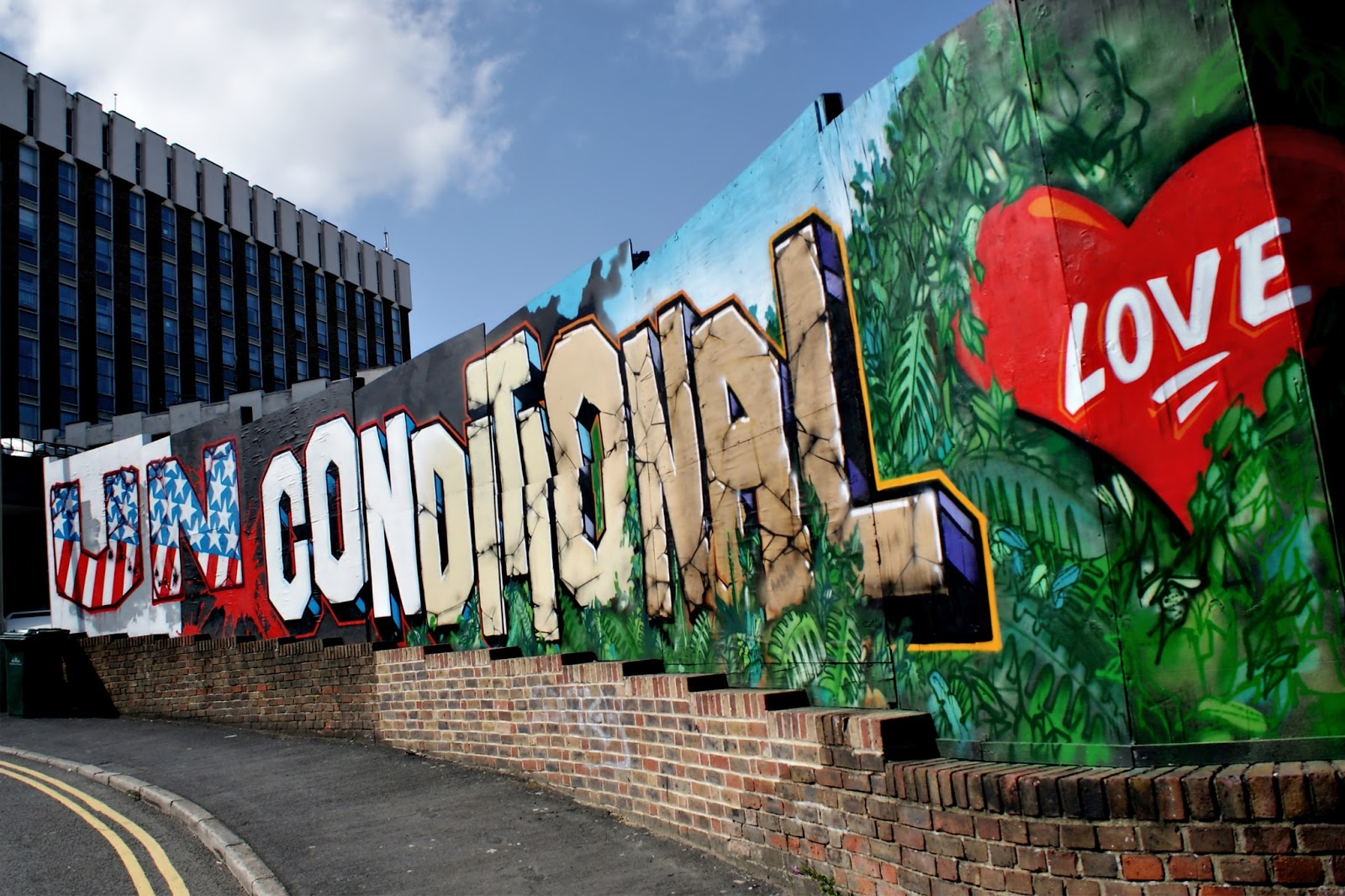 Graffiti Photography