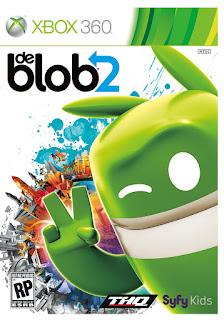 De Blob 2 (X-BOX 360) 2011