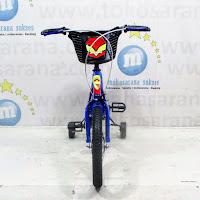 16 erminio 234 bmx sepeda anak