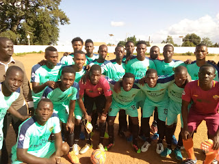 Guinée : Kindia, le Club Olympique de Kindia  talonne AS Kanfarandé
