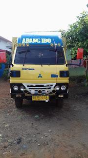 Harga truck bekas dibawah 100 juta : Colt Diesel PS120 Tahun 1991