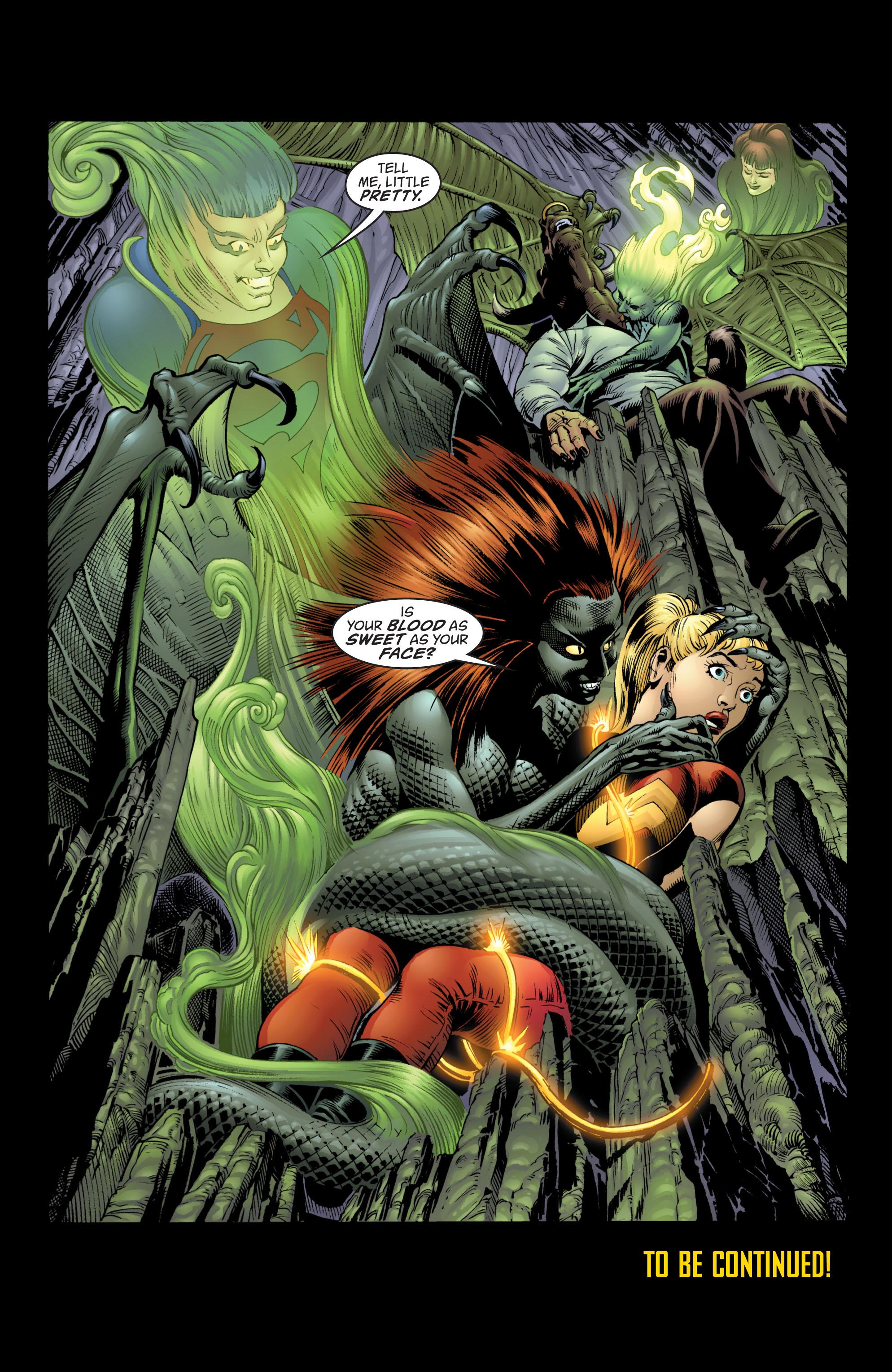 Read online Wonder Woman (1987) comic -  Issue #215 - 23