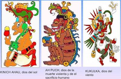 Religión de la cultura maya