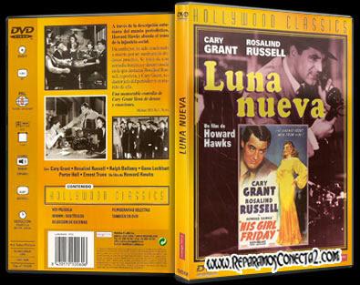Luna Nueva [1940] Ciclo Cary Grant Descargar y Online V.O.S.E, Español de España Uploaded y i-Filez 1 Link