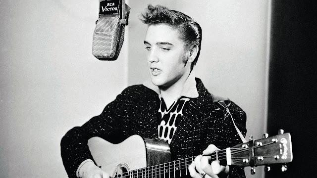Biodata dan Profil Elvis Presley