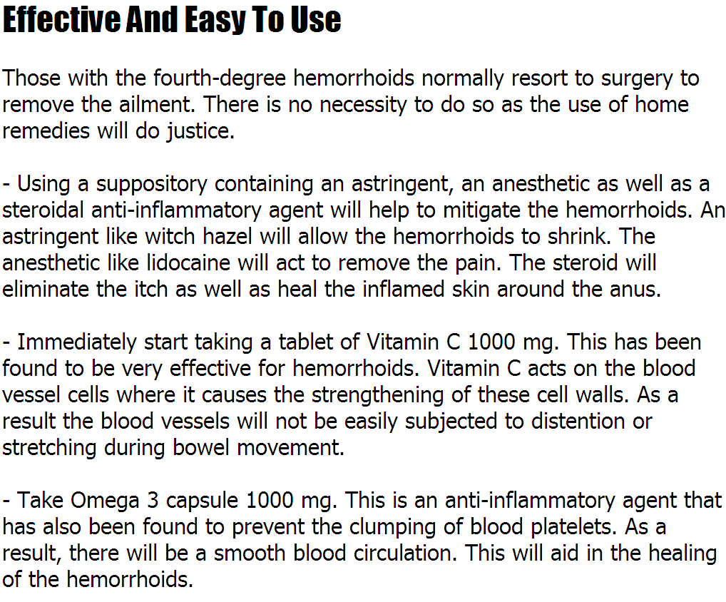 Old Home Remedies For Boils