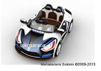 Mobil Mainan Aki Elite ET6188 Maserat! 2 Kursi