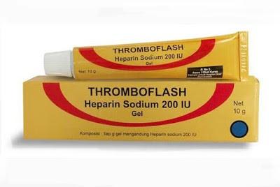 Harga Thromboflash gel Terbaru 2017