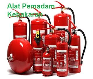 Membuat alat pemadam kebakaran