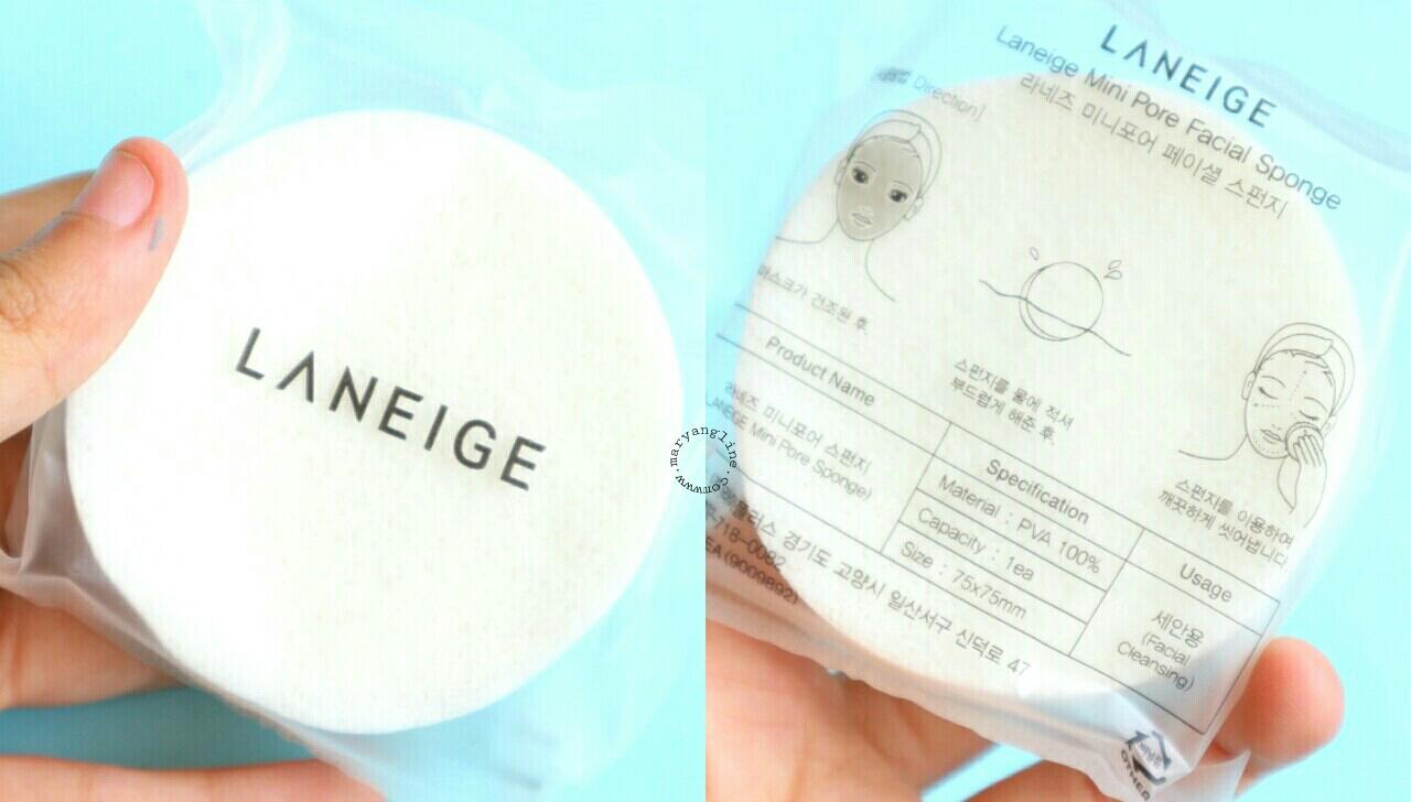Review Laneige Mini Pore Waterclay Mask Mary Angline Wateclay Untuk Maskernya Sendiri Berupa Jar Yang Ukurannya Lumayan Besar Dengan Isi 70 Ml Serius Ya Kenapa Semua Kemasan Lanige Itu Selalu On Point Banget