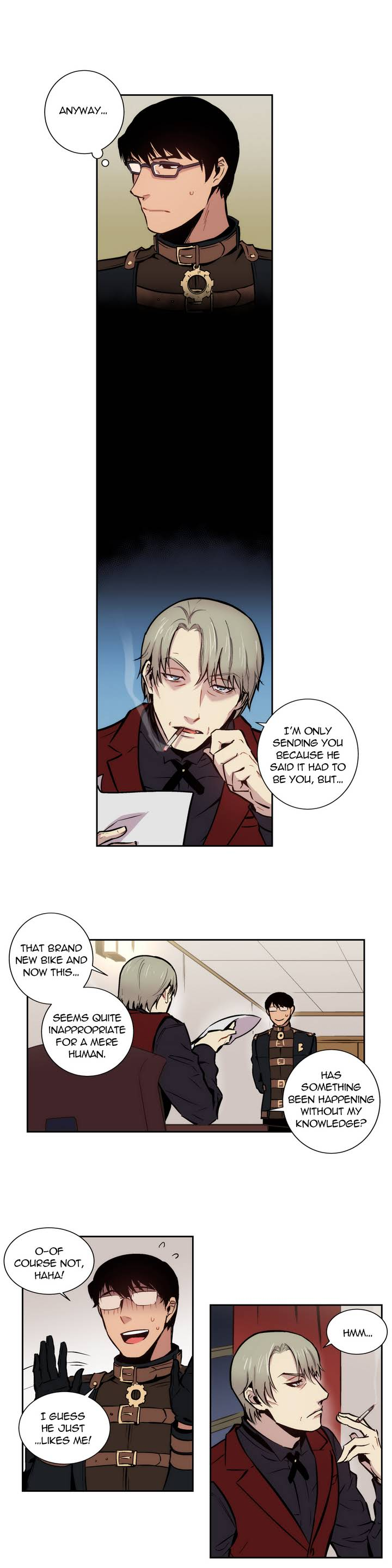 Blood Bank - Chapter 6