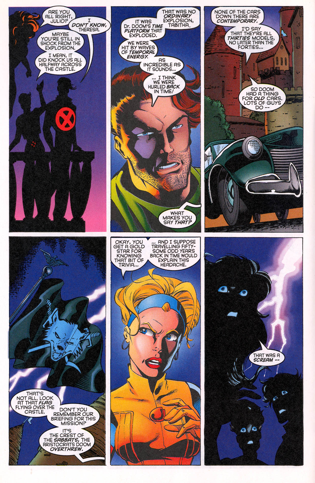 Read online X-Force (1991) comic -  Issue #64 - 6