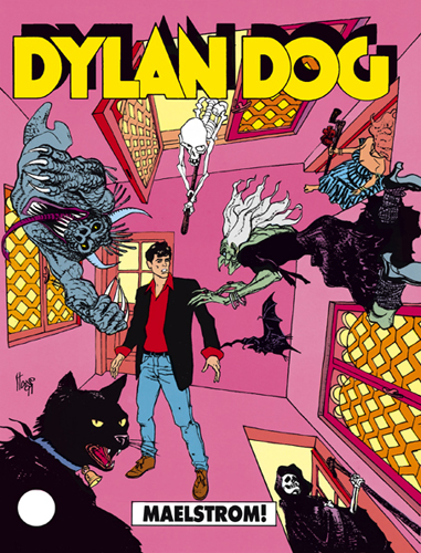 Dylan Dog (1986) 63 Page 1