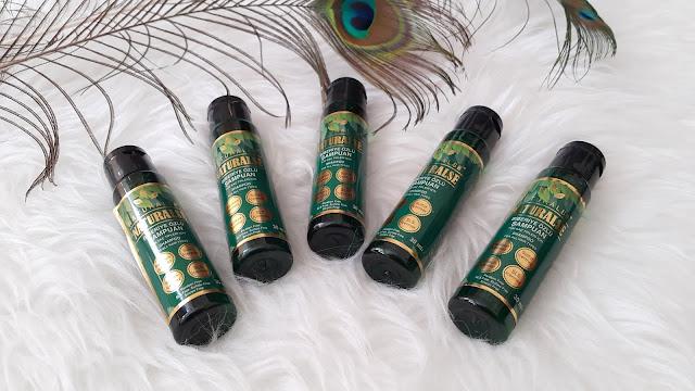 Naturalse biberiye özlü şampuan