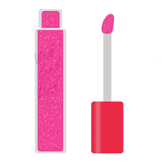 mac viva glam illustration
