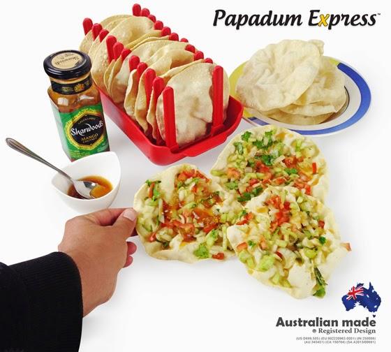 Pappadums, Puppodums or Pappadams, Papadum Express