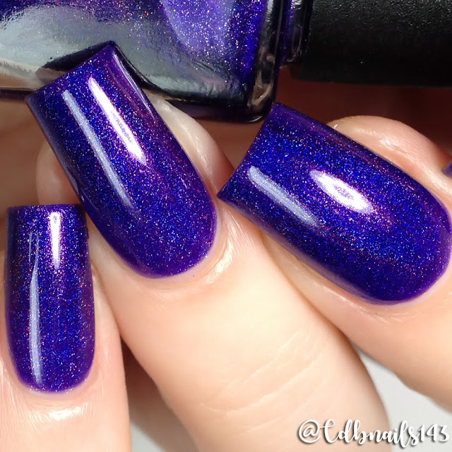 Lollipop Posse Lacquer-Scathed Enough in Her Time