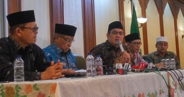 Tak Terima Pernyataan Muhammadiyah Soal Bendera Tauhid, PBNU Telepon Minta Klarifikasi