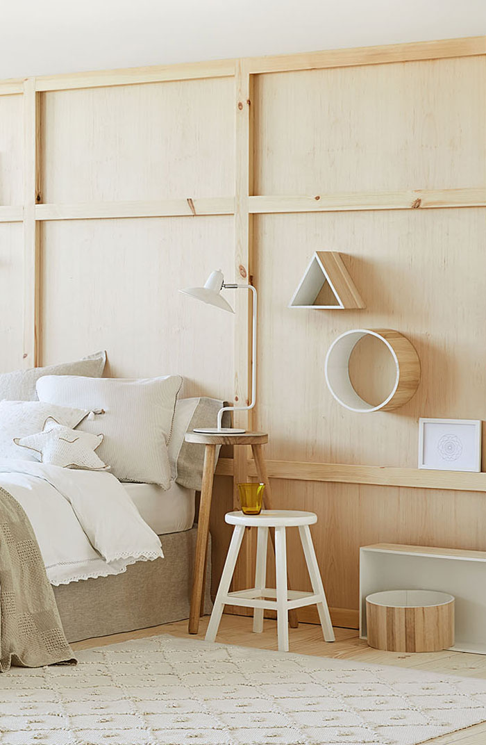 Gender Neutral Baby and Children's rooms trend