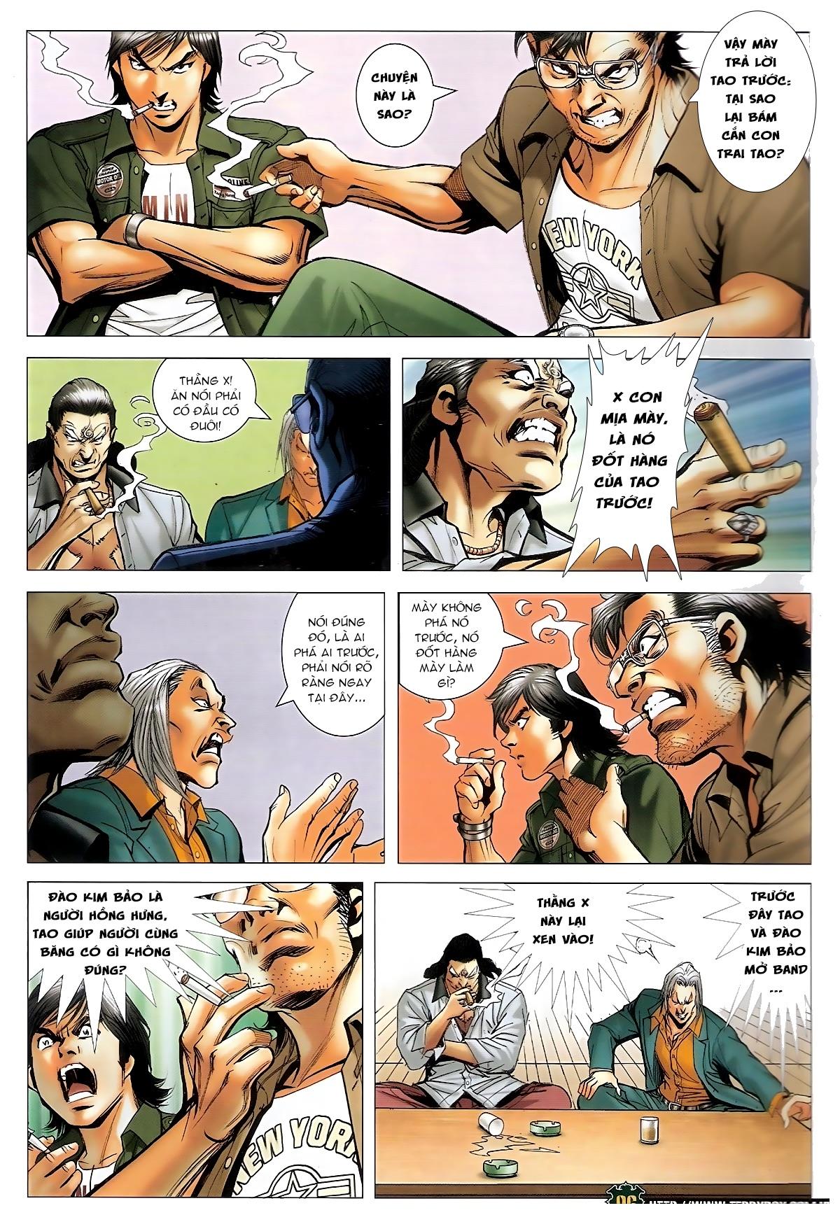 Người Trong Giang Hồ - Chapter 1549: Chơi bẩn - Pic 5