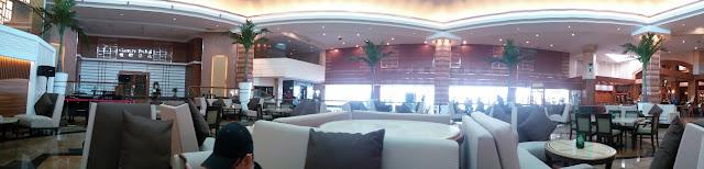 Century Park Hotel Manila Lounge