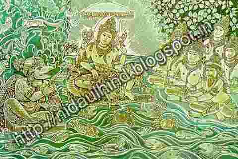 تأثير رامائنا في أدب إندونيسيا وحياتها Influence of ramayana on indonesian culture PDF  نداء