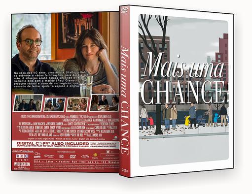 CAPA DVD – Mais Uma Chance DVD-R