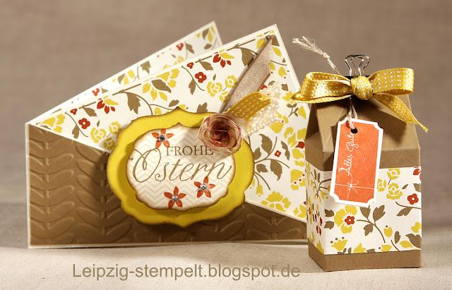 Twist-Card, Stampin up, besondere Karten