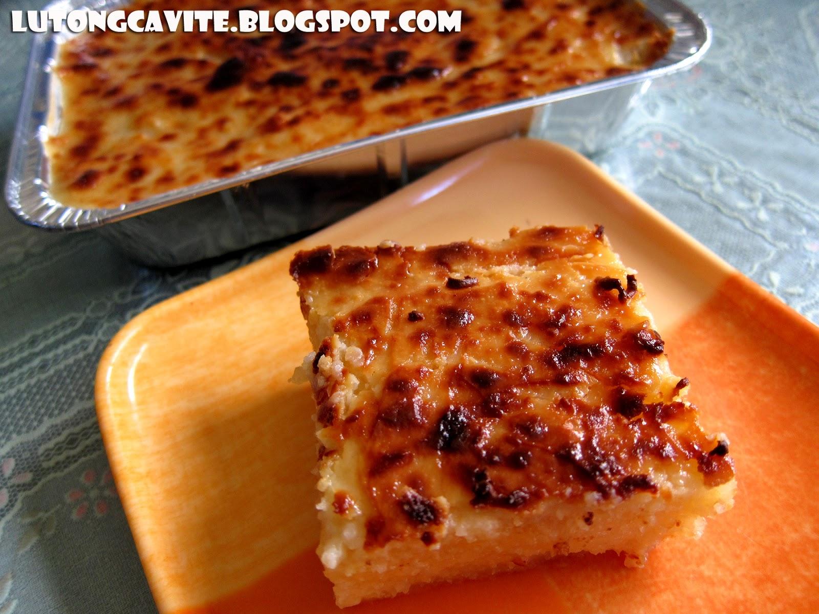 History Of Filipino Cassava Cake