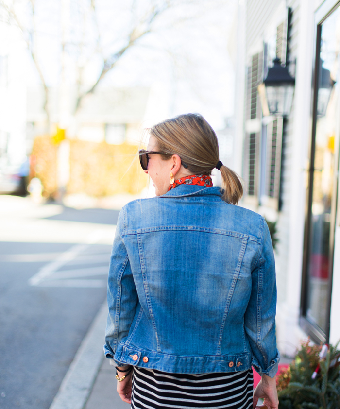 what to wear in Boston in March