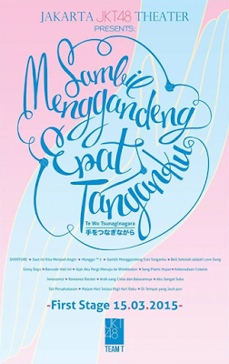 "[DVD-Rip] Free Download Videos JKT48 6th. Stage ""Te wo Tsunaginagara"""